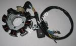 Генератор (статор) 7+1 кат.Musstang MT110-200