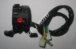 Блок кнопок (Левый) для квадриков. Mustang/BASHAN ATV 110-250