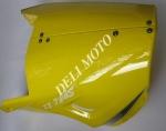 Пластик под двигатель (Плуг) желтый MUSSTANG MT200/250T-10