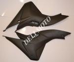 Пластик под сиденья матовый MUSSTANG MT200/250T-10