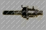 Вал заводной лапки в сборе MUSSTANG MT150/200-7
