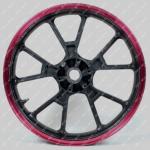 Диск колесный передний (17R*3J) MUSSTANG JAVA 200/250 -10B (MUS)