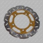 Диск тормозной заднего колеса MUSSTANG JAVA 200/250 -10B (MUS)