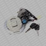 Замок зажигания (комплект) IRBIS XR250R (Shineray XY250GY-6B) MU