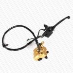 Гидравлика переднего тормоза Musstang Active МТ110/125-3