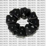 Демферные резинки к-т Lifan LF150/200-10S