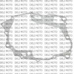 Прокладка картера (средняя) Shineray XY200GY-6С