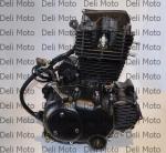 Двигатель в сборе VIPER ZS200N с баланс валом (CG200)