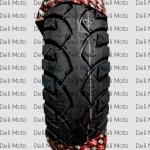 Мотошина 3.00-10 Лапка (бескамерная шина)