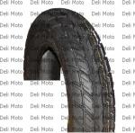 Мотошина 3.00-10 Китай (бескамерная шина)