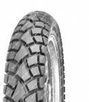 Мотошина 110/80-17 DELI TIRE SB-117 (бескамерная шина)