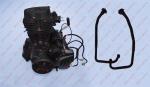 Двигатель CG250 (167 FMM) SPIKE ZZ CBR250RR-II + 2 колена глушит