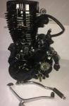 Двигатель CG200 Musstang MT150-250-4V черный