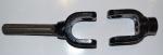 Фланец раздатки (передний+задний) MOTOLEADER ML 150/250