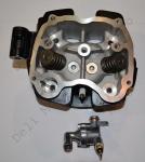 Головка цилиндра 4T CG250 Q70  (водяное охлаждение с ребрами, Че